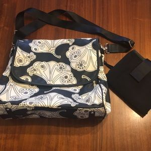 Pottery Barn Kids Diaper Bag. Excellent condition